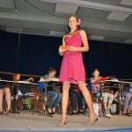 Moderatorin Katrin Groß führt gekonnt durch das Labyrinth des G8