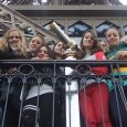 Viel zu erleben gab es für die Schülerinnen: Die unmittelbare Nähe der Weidner Partnerstadt zu Paris garantiert ein reichhaltiges kulturelles Programm. So statteten die Mädchen nicht nur Mona Lisa und den großen, weithin berühmten Kunstwerken...