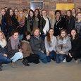 Am 23. 1. 2014 nahmen Lehrer und Schülerinnen aus verschiedenen Seminaren an den Feierlichkeiten zum Tag des Gedenkens an die Opfer des Nationalsozialismus in der Kongresshalle in Nürnberg teil. Am Ende der Veranstaltung diskutierte Frau...