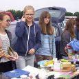 Die Schülerinnen der 8A und 8B des sozialwissenschaftlichen Zweigs nahmen am vergangenen Samstag, 05.07.2014 am Großen Flohmarkt am Neuen Festplatz teil, um sich mit den Einnahmen aus der Aktion beim Arbeitskreis Asyl zu bedanken. Seit...
