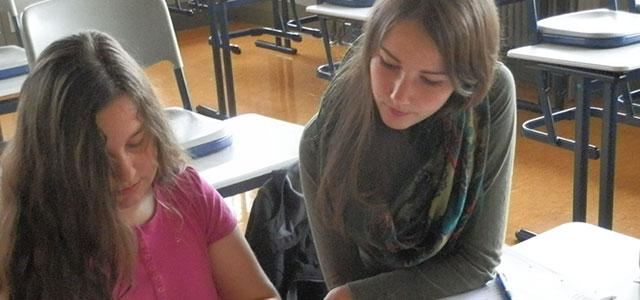 Manche Schülerinnen haben mit den Elly-Sommerkursen schon so gute Erfahrungen gemacht, dass sie heuer schon zum zweiten oder dritten Mal mitmachen: Das Elly-Heuss-Gymnasium hat seine Pforten jeweils in den letzten beiden Wochen der Sommerferien vormittags...