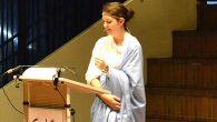 """Warum soll dann nicht Rom auch einmal nach Weiden kommen? Dies haben sich 16 Schülerinnen des P-Seminars Latein der Q12 zum Ziel gesetzt und im Oktober die """"Römischen Tage"""" organisiert. Eröffnet wurde die Veranstaltungsreihe mit..."""