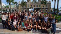Anstatt die Schulbank zu drücken genossen 40 Schülerinnen der Q12 die erste Schulwoche an der Côte d´Azur bei Sonnenschein und angenehmen 28 Grad – Zeit, um Kraft für das kommende Schuljahr zu schöpfen, aber auch,...