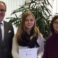 Mit großer Freude konnte Johanna Pfleger, Q12, am 26.01.2016 ihre Urkunde und drei Buchpreise entgegennehmen. Ihr ist es gelungen die anspruchsvolle zweite Runde des Landeswettbewerbs Alte Sprachen im Fach Latein zu erreichen. In der ersten...