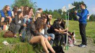 Der Wandertag hat ausgedient. Im Sommer des Schuljahres begeben sich die Klassen des Ellys auf Exkursion. Ein lohnenswertes Thema wird außerhalb des Klassenzimmers abgehandelt. Die Klasse 10c machte sich unter der Leitung von StR Dr....