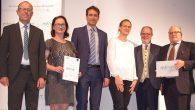 """76 Schulen aus Bayern wurden in diesem Jahr als """"MINT-freundliche Schule"""" ausgezeichnet, darunter befindet sich seit 8.12.17 auch das Elly-Heuss-Gymnasium in Weiden/OPf. 14 Kriterien muss jede MINT-freundliche Schule erfüllen und dem Elly gelang es auf..."""